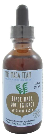 Black Maca Powder Men S Health Supplement For Muscle